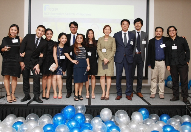 Rgf Executive Search Philippines1 Launch