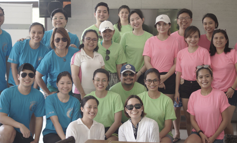 RGF Philippines' Colorful Year Finale  Team Building 2018